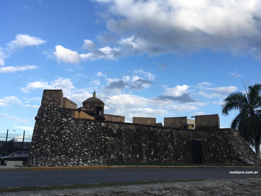 El Fuerte de San José, en Santo Domingo, República Dominicana